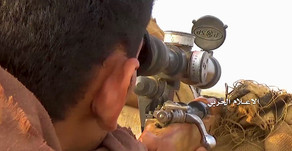 """When Houthis Attack"" - 50 