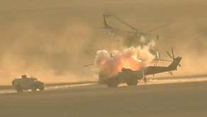 ISIS downed Russian attack helicopter | November 3rd 2016 | Syria