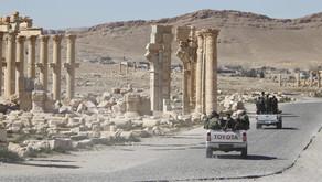 Road to peace | November 2020 | Palmyra, Syria