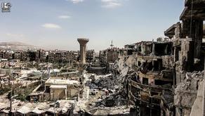 Reconstruction in Darayya, Eastern Ghouta, is underway | September 2018 | Syria