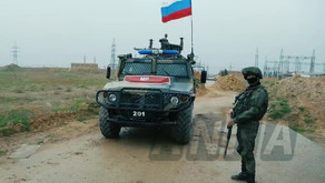 Russian - Turkish joint military patrols in Northern Syria | March 2020