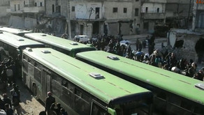 Jihadists allowed to leave Aleppo | December 15th 2016 | Syria