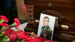 Remembering a fallen Hero - Lieutenant-Colonel Viktor Blinov, died Feb. 10th 2017 in Syria