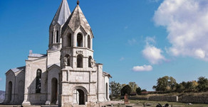 Azerbaijan targeted historic cathedral in Nagorno-Karabakh