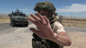 Russian - Turkish patrols in Northern Syria | June 8th - 10th, 2020