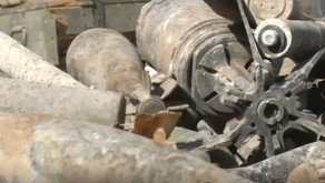 Video report from Damascus suburb - Darayya | October 2018 | Syria