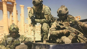 (Archive footage) RUSSIAN SPECIAL OPERATIONS FORCES IN SYRIA