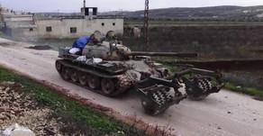 Undeclared War    March 2020   Idlib province, Syria (English subtitles)