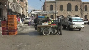 The city of Raqqa, Syria | Spring of 2019
