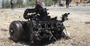 VBIED attack on Russian Military Police vehicle in Idlib province, Syria