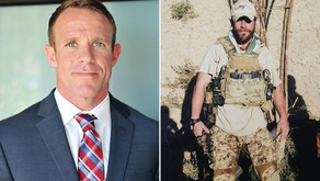 Navy Seal charged with multiple war crimes he allegedly committed in 2017 in Iraq
