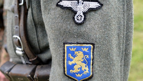 "March commemorating the 14th Waffen SS ""Galicia"" Division | April 28th 2021 | Ukraine"