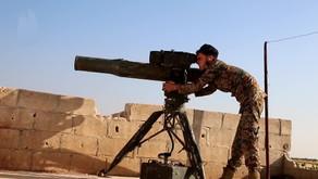 Jihadists using Anti-Tank Guided Missiles   Second half of June 2019   Syria