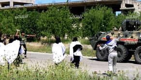10th Russian-Turkish patrol of M4 highway in Idlib | May 12th 2020 | Syria