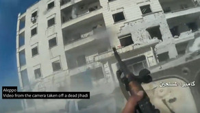 Battles for Aleppo | November 10th 2016 | Dead jihadi cam