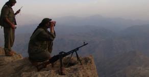 PKK attacks on Turkish military   Summer of 2020