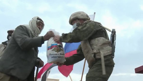 Syria | Russian Reconciliation Center held another humanitarian action in Aleppo province