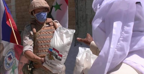 Russian Reconciliation Center continues humanitarian work in Syria