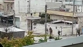 A shootout between pro-Turkish militants in Jandaris | December 13th 2020 | Syria