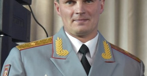 Death of the Russian Major-General V. Gladkikh in Syria | August 18th, 2020