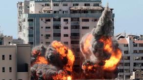 Israeli strikes on Gaza | May 15th - 18th, 2021