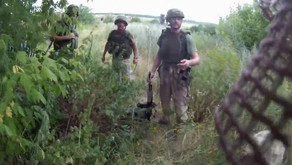 "Ukrainian forces accusing Donbass militia of ""killing a peaceful medic"""