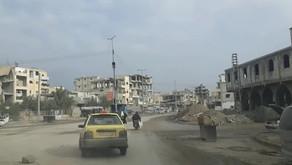 Presentation and reality | February 2019 | Raqqa city, Syria