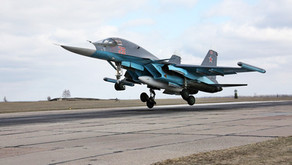 Fuel Service and aviation technicians of the Russian Army in Syria | February 2021