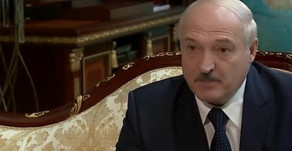 Belarussian Presindent Aleksandr Lukashenko calls the poisoning of Navalny - falsification