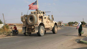 Syrian forces intercept US military convoy | June 2nd 2020 | Northeastern Syria