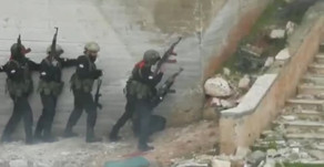 """Another video of Russian PMC instructors training """"Liwa al-Quds"""" 