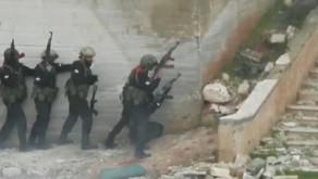 """Another video of Russian PMC instructors training """"Liwa al-Quds""""   March 2019   Syria"""
