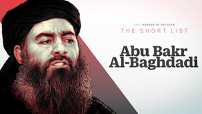 ISIS leader al-Baghdadi orders 320 members to be killed for disloyalty