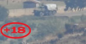 Jihadists using Guided Missiles (ATGM)   Second half of July 2019   Syria