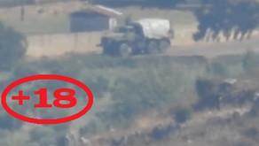 Jihadists using Guided Missiles (ATGM) | Second half of July 2019 | Syria