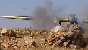 Jihadists using Anti-Tank Guided Missiles | First week of February 2020 | Syria