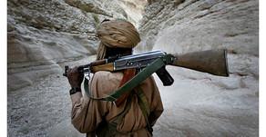 """Separatists of """"Balochistan Liberation Front"""" ambush Pakistani military vehicles   March 2020"""