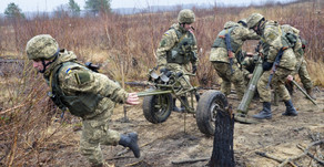 (Video) Ukrainian Armed Forces shelling positions of the Donbass People's Militia | Spring of 2020