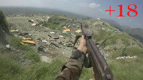 +18 | Houthi forces raid on Saudi military positions | May 2021