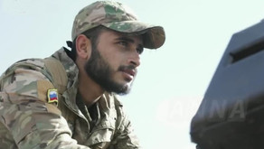 Report from the Syrian Army positions in Northern Aleppo   February 2019