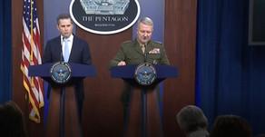 Pentagon briefing on al-Baghdadi raid in northwestern Syria   October 30th, 2019
