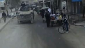 Tour of newly liberated Eastern Mosul   January 2017   Iraq