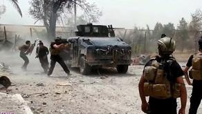 Battles for Mosul   January 20th 2017   Iraq