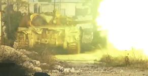 On the battlefield with Liwa al Quds | November 21st 2016 | Aleppo, Syria