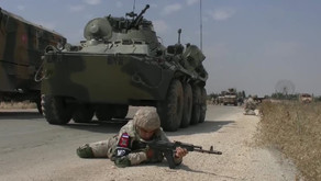 Second Russian-Turkish military exercise in Idlib province | September 5th 2020 | Syria