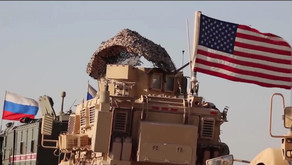 US flexes strength in northeastern Syria by intercepting Russian military convoy