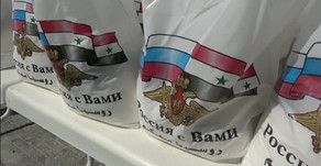 Russian military continues its humanitarian effort in Syria
