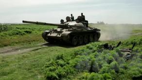 al-Nusra losing Al-Ghab Valley | May 2019 | Anna News report from Syria