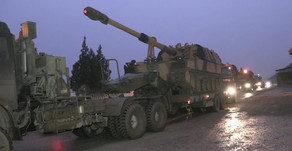 Turkey sends more reinforcements into Idlib in a bid to stop the Syrian Army advance