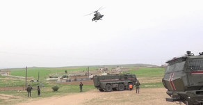 12th Russian-Turkish patrol in Northern Syria | March 12th 2020